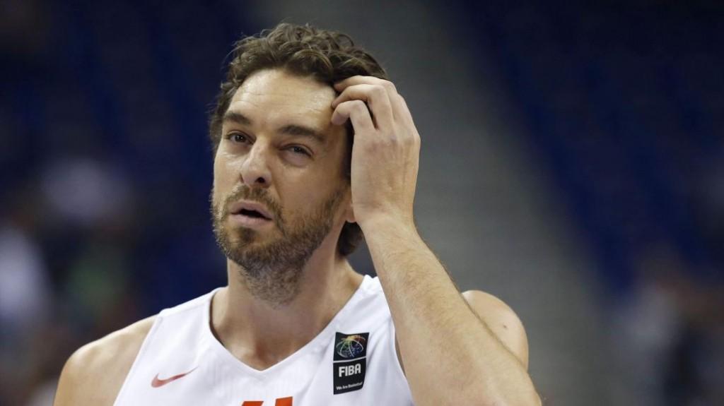 Alemania-España Eurobasket
